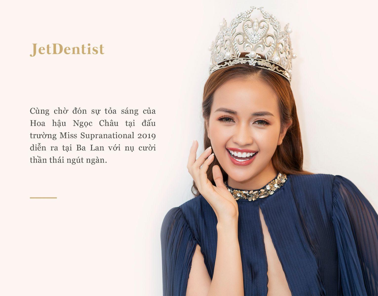 Hoa hậu Ngọc Châu - Nụ cười tươi sáng là hành trang vững chắc cho lần chinh chiến tại Miss Supranational 2019