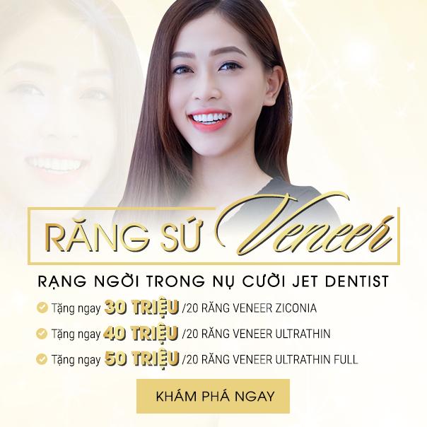Jet Dentist - Rạng ngời nụ cười